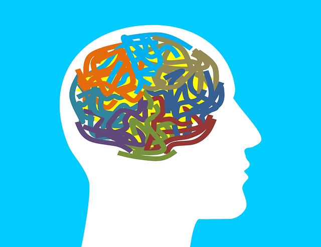 obrázek hlavy a mozku